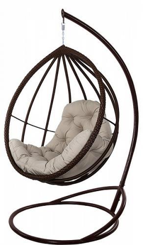 В саду, в квартирі, на балконі, або куди поставити крісло-кокон