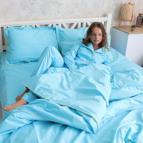 Роль постільної білизни в інтер'єрі спальні, і секрети його підбору