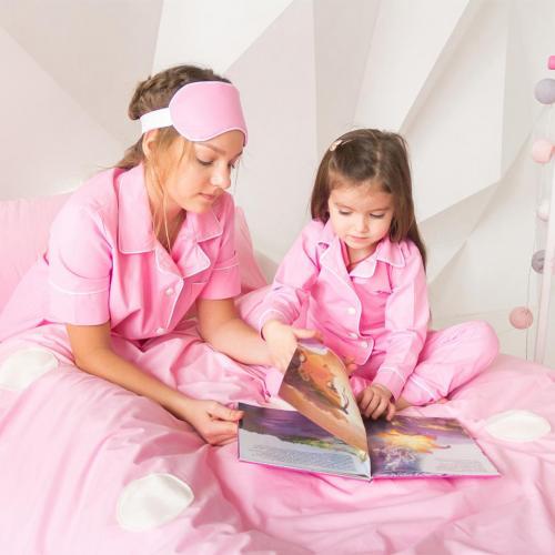 Принципи підбору дитячої піжами