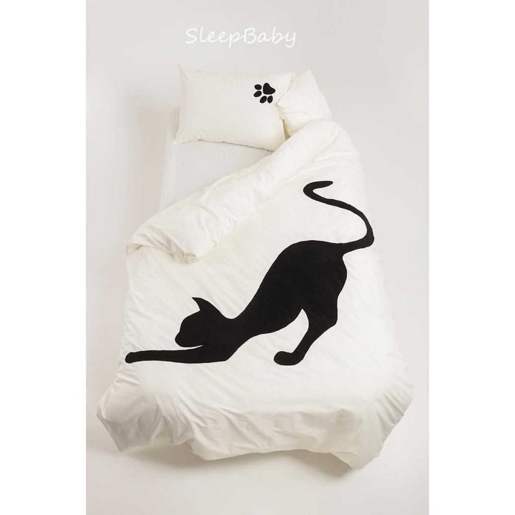 """Постільна білизна """"Кіця"""" SleepBaby"""
