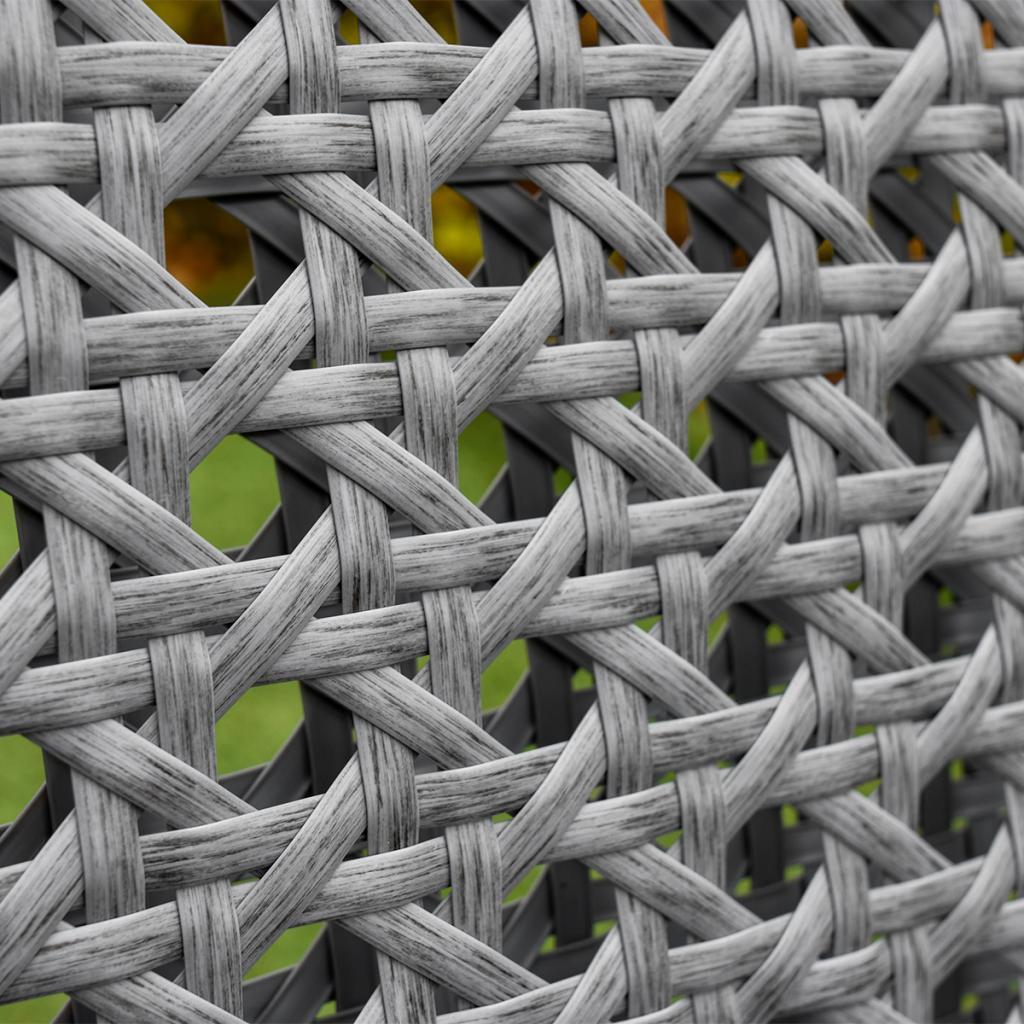 Плетений стілець з ротанга- Класик