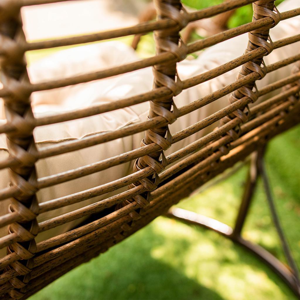 Підвісне крісло Дует