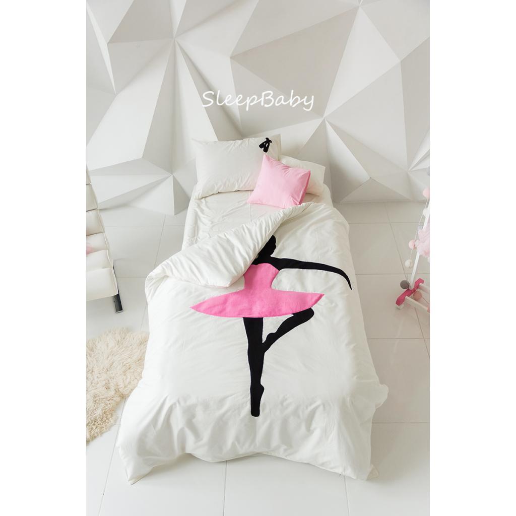 """Постільна білизна """"Балерина"""" SleepBaby"""