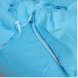 Постільна білизна блакитна
