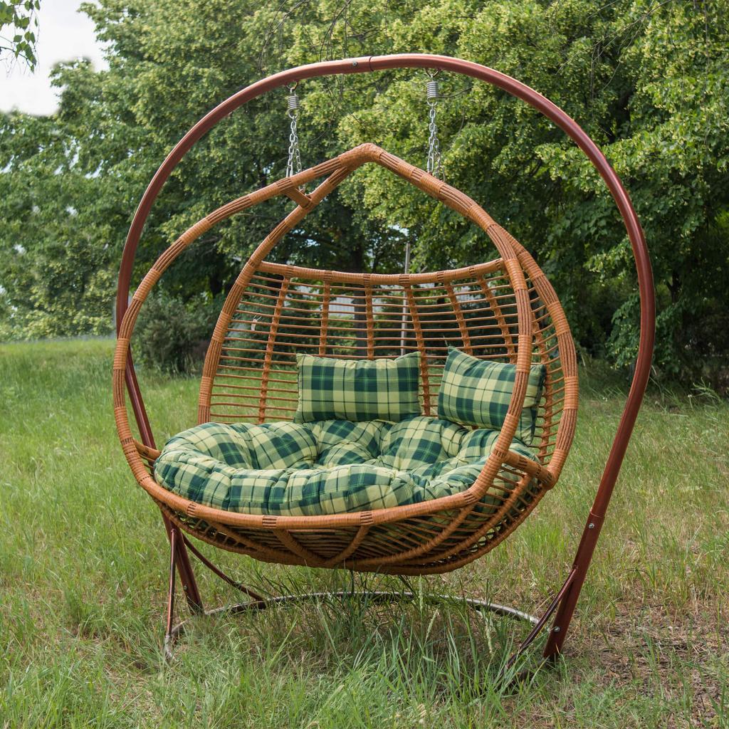 Підвісне крісло Галант смугастий