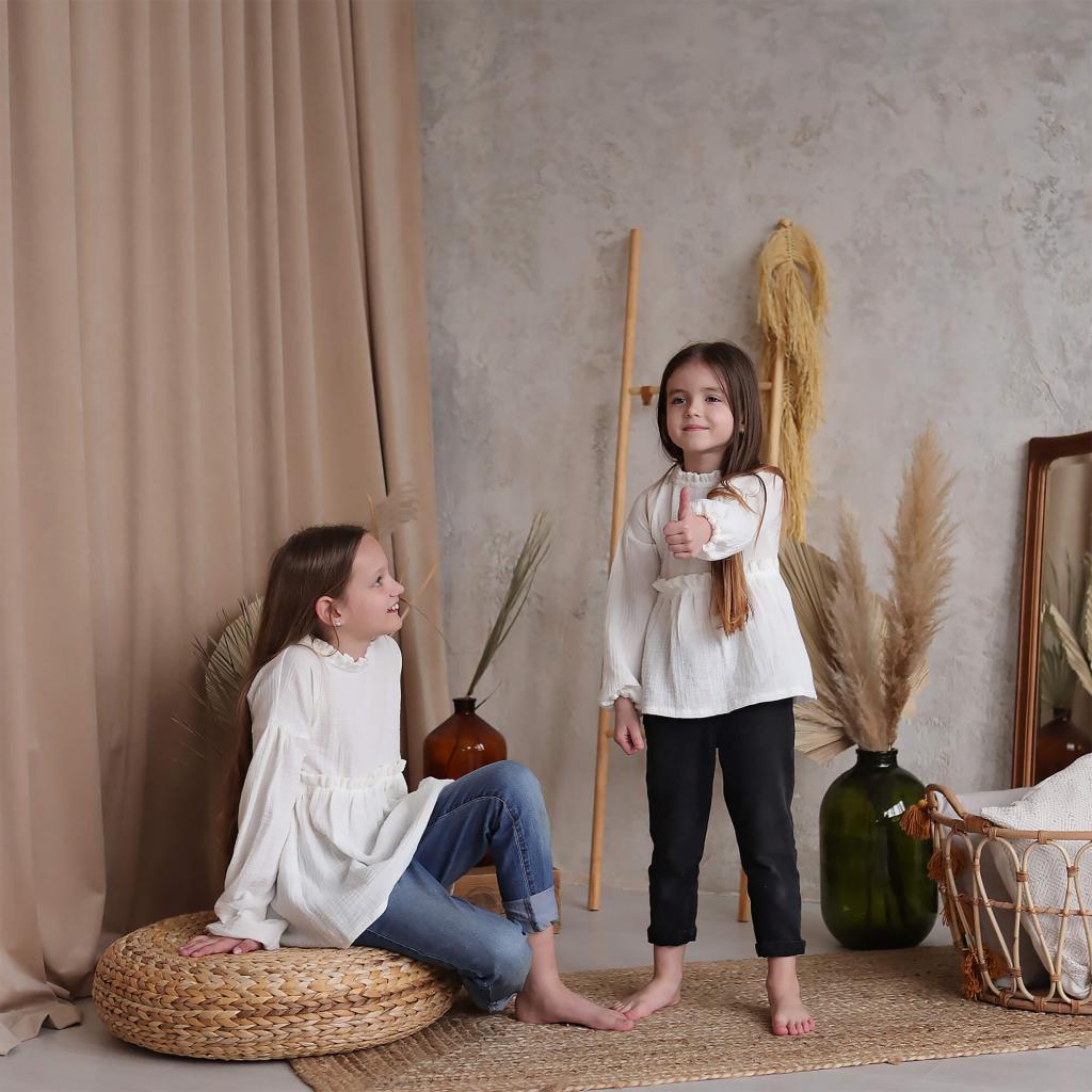 """Блузка з довгим рукавом """"Lili"""""""