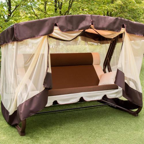 Як перетворити дачу в ідеальне місце для відпочинку: поради по підбору і розміщенню меблів на веранді і в саду